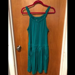 Green Ana Dress Size L